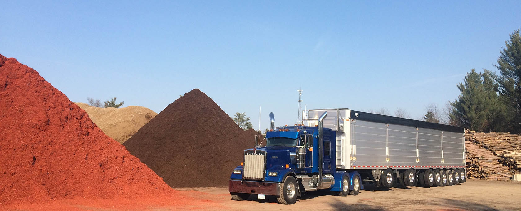 Wholesale Mulch